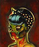 Betty Undead by MummysLittleMonster
