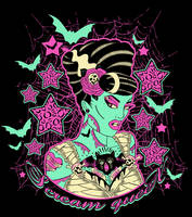 Scream Queen by MummysLittleMonster