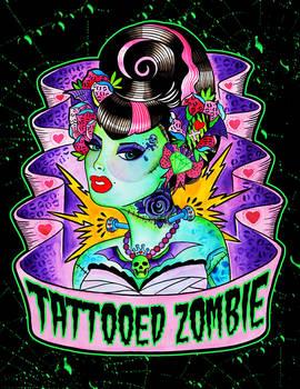 Tattooed Zombie