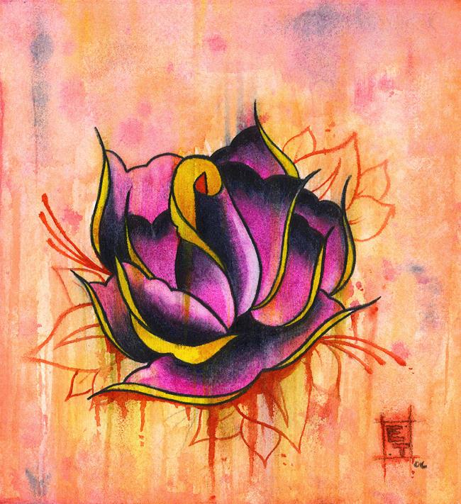 rose tattoos