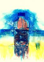 An Ocean in a Bottle by GrayHugh