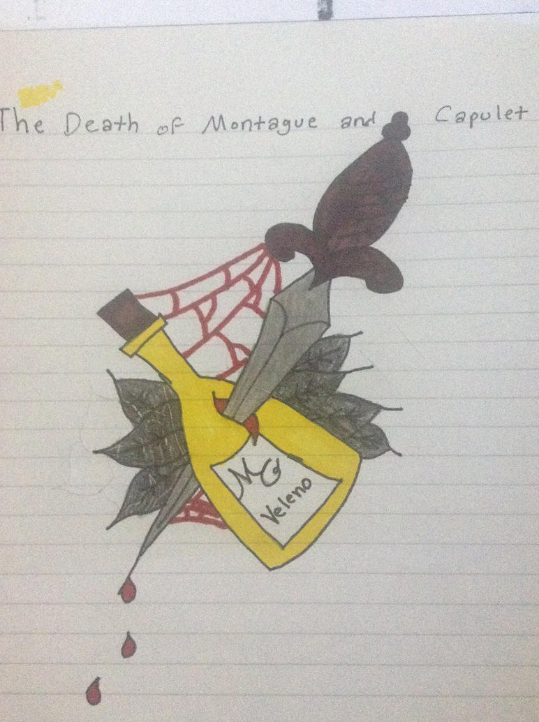 The Death of Montague and Capulet by DaKurlzzFan