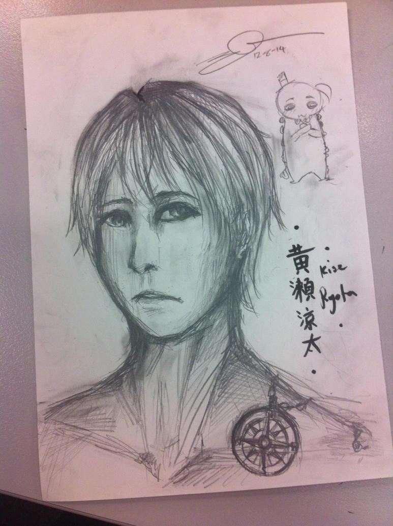 [Kuroko no Basuke] Compass Tattoo by Plehography