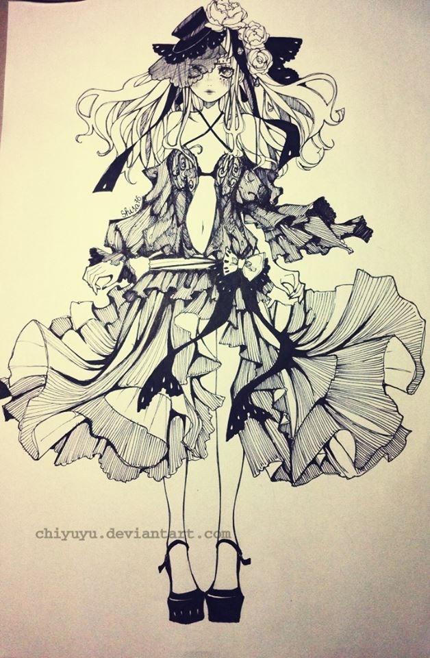 Aoi Hyuga by chiyuyu