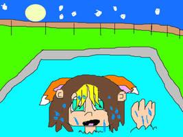 Sho In A Pool