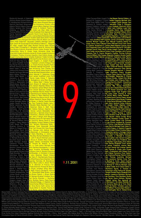 911 NYC Ground Zero by DavidBenoliel