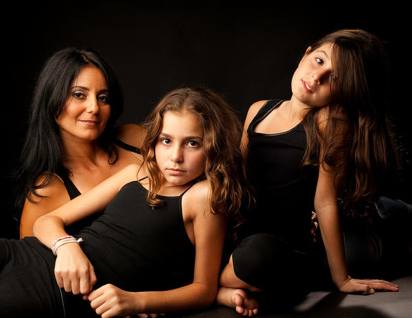 family portrait 2 by DavidBenoliel