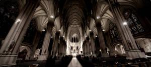 Sainte Catherine NYC by DavidBenoliel