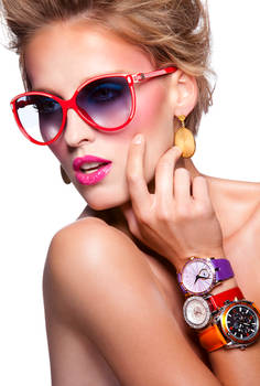 Beauty and Watches Editorial I