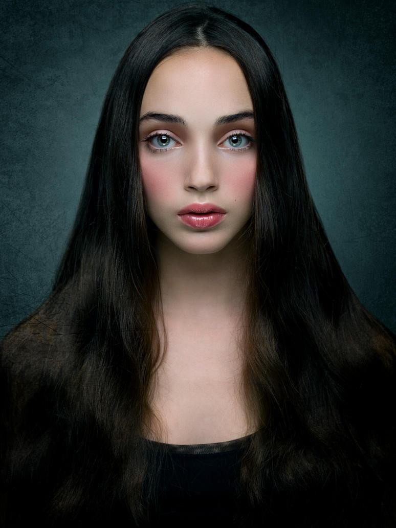 Allegra II by DavidBenoliel
