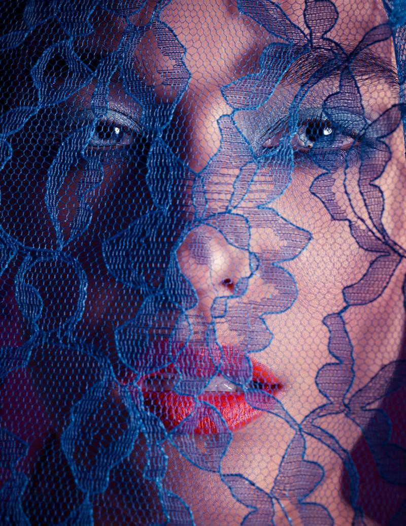 Samantha Lace Beauty Series II by DavidBenoliel