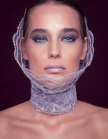 Samantha Lace Beauty Series III by DavidBenoliel