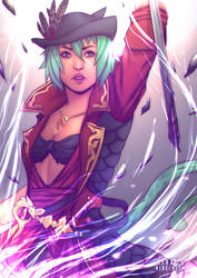 COMMISSION // Final Fantasy XIV by NixxusNibelheim