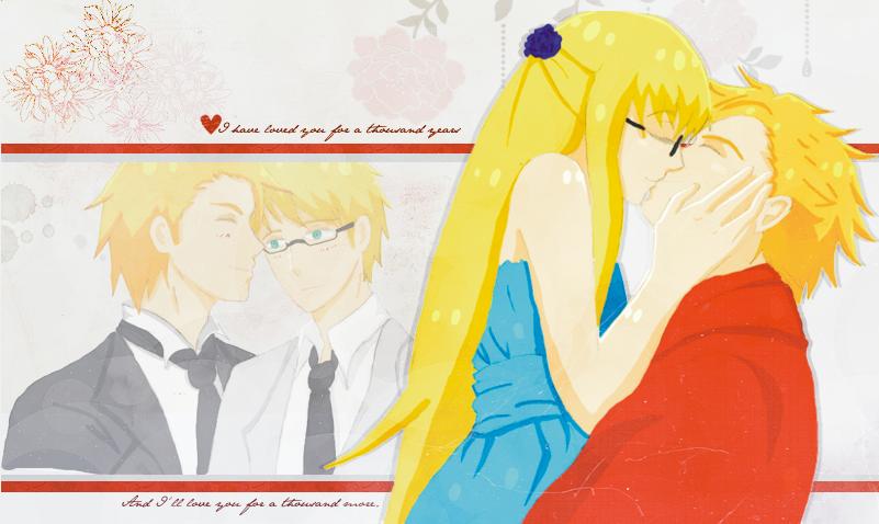 Happy Aniversary! by aniel-ryou