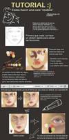 Realistic face tutorial