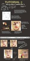 Realistic face tutorial (english version)