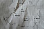 i drew vatican city (with a crumbled paper)