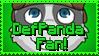 DefPanda Stamp by GentleTheMarionette