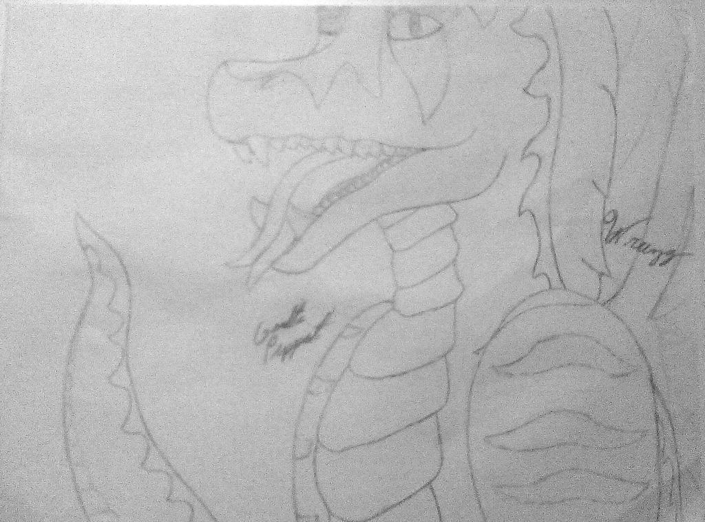 Wruzz Sketch by GentleTheMarionette