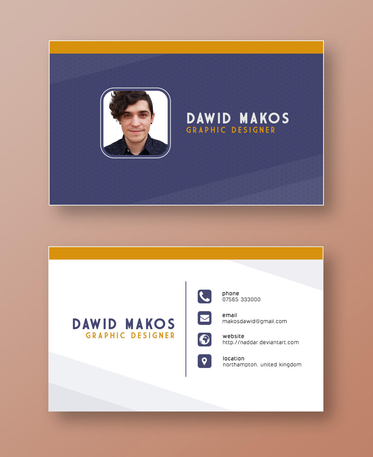 Simple business card by naddar on deviantart simple business card by naddar simple business card by naddar magicingreecefo Images
