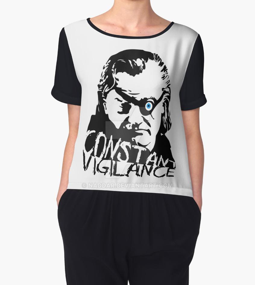 Constant Vigilance by Naddar