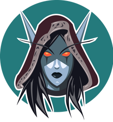 Sylvanas Windrunner Portait
