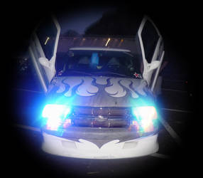 Car show - Truck