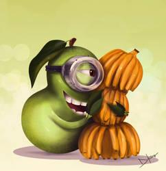 Minion Pears