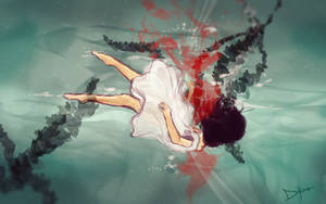 Drowning by Diksharpner