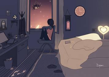 Twilight by Diksharpner
