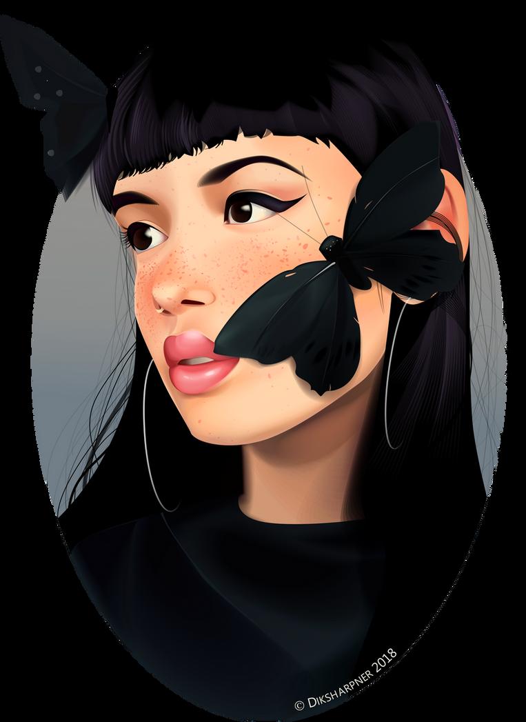 Beautyfly by Diksharpner