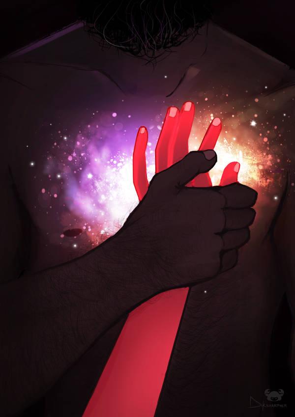 Universal Love by Diksharpner