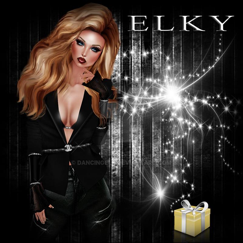 DancingElk Christmas 2015 by DancingElk