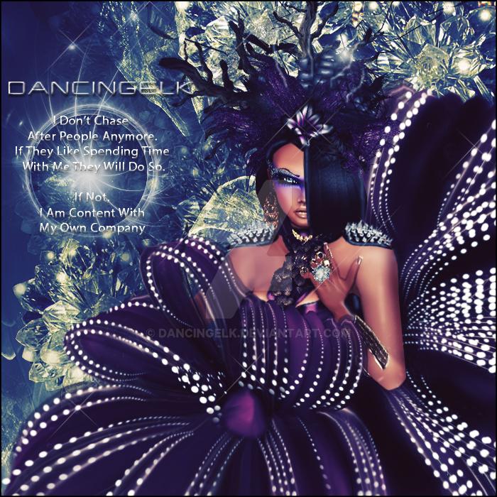 The Message - DancingElk by DancingElk