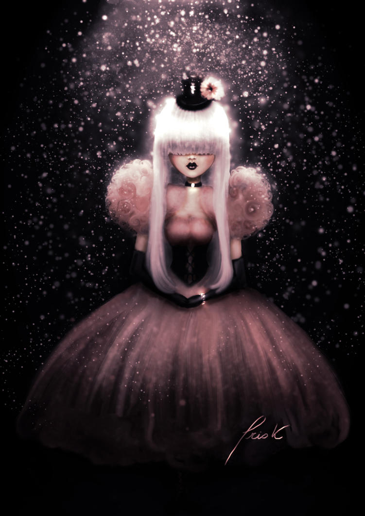 My First Doll by Iridescence-art