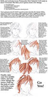 Prismacolor Pencil Hair Tutorial