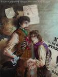 Victor and Igor by Shondrea