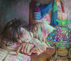 I Will Make My Own Light by Shondrea