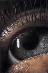 Prismacolor Eye by Shondrea