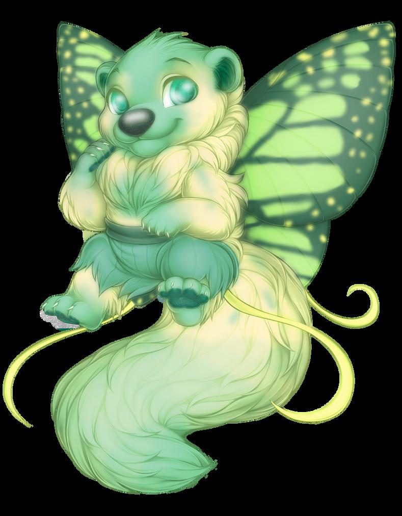 fairy_skunk_pixie_by_mineasaur44-dbilpav
