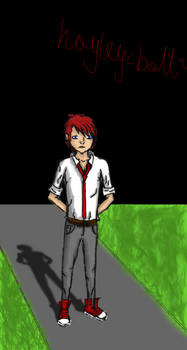 red-haired guy