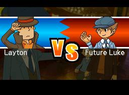 Puzzle Battle - VS Future Luke by Reshidove