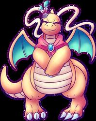 Dragonite - Hurikata