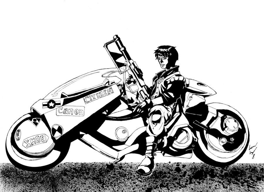 Kaneda By Akira Fan Club On Deviantart