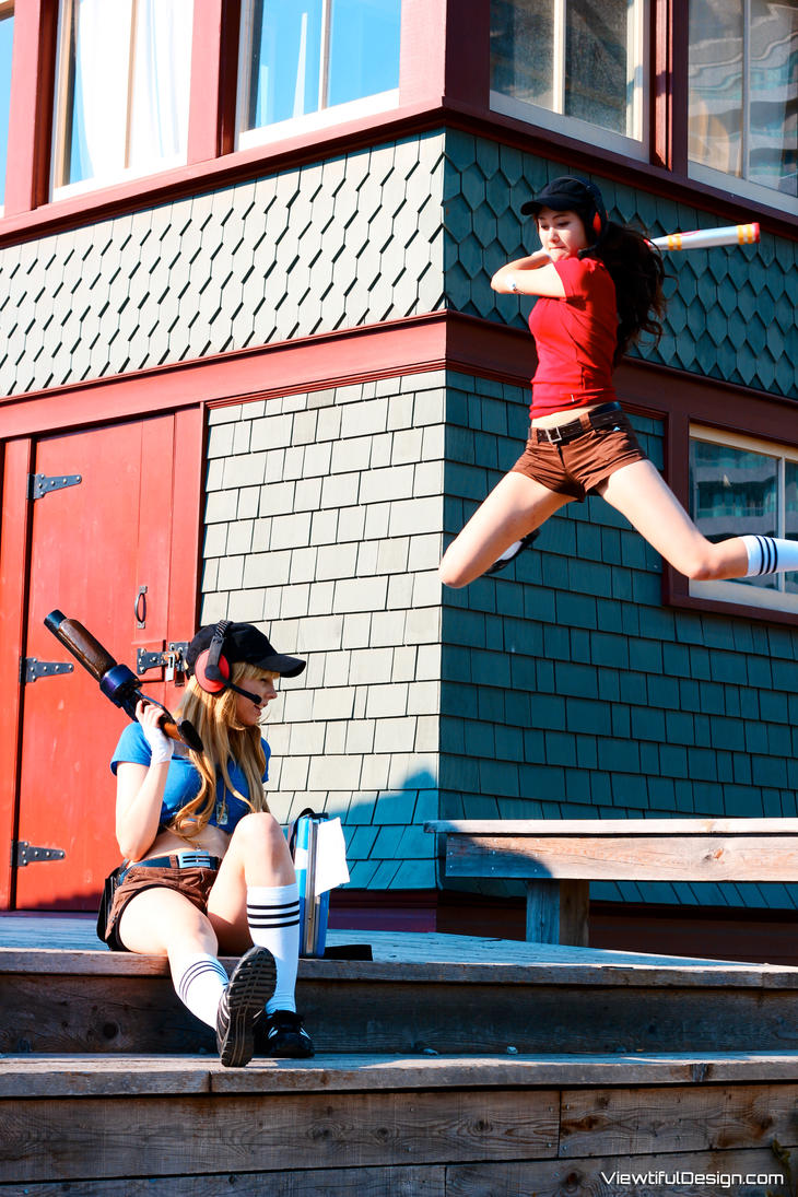 Team Fortress 2 Cosplay by viewtifu1