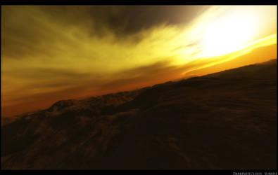 Sunrise by DarkenedCloud