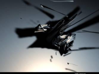 Conflict by DarkenedCloud