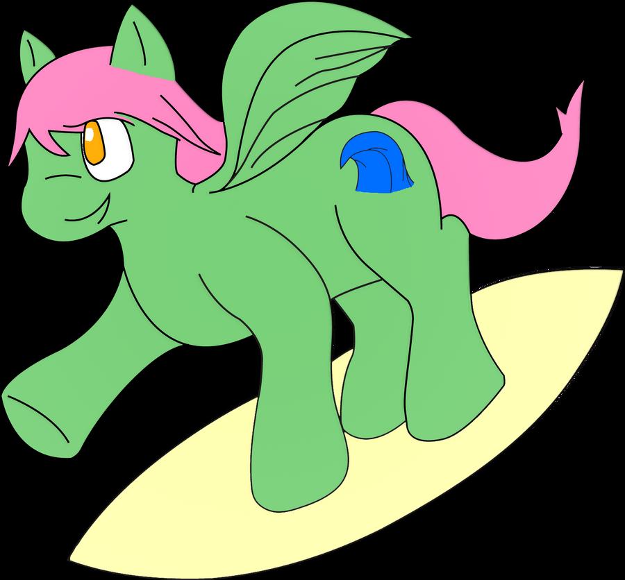 Tropic Thunder Pony by Tyler8916