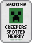 Minecraft - Creepers Spotted.