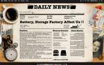 FirdausG Desktop Newspaper by firdausg